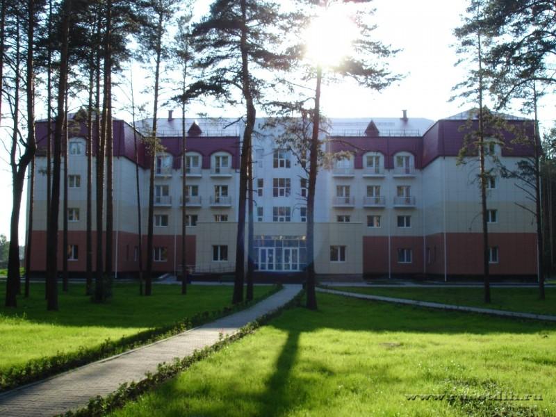 Санаторий «ЛИПОВКА» цены на 2017 год с лечением ...