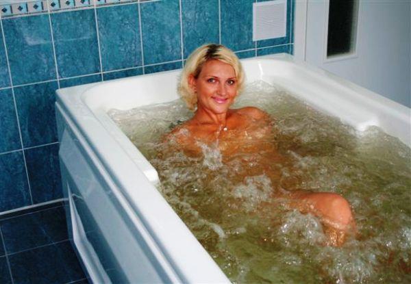Как сделать сероводородные ванны в домашних условиях